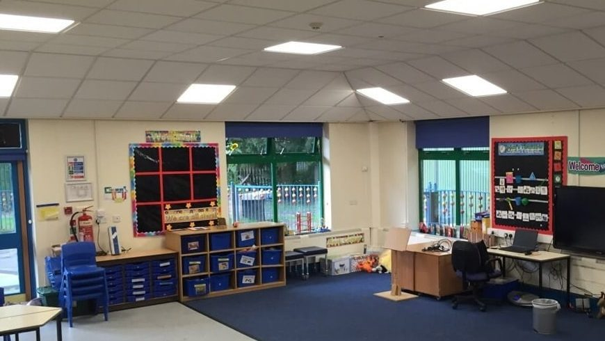 LED Lighting for the Educational Sector